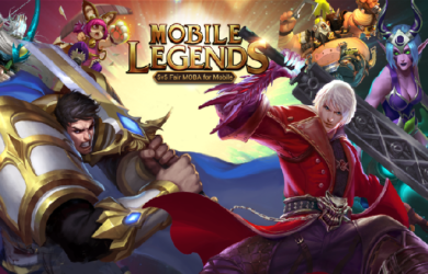 Mobile Legends Hack Cheats Unlimited Diamonds and Battle Ponts Generator