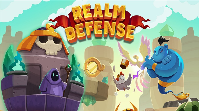 Realm Defense Hack Unlimited Gems