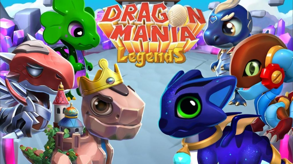 Get Fast and Easy Unlimited Gold & Gems with the Dragon Mania Legends Hack