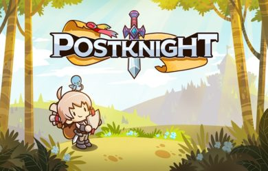 Postknight Hack Unlimited Gems & Coins 2018