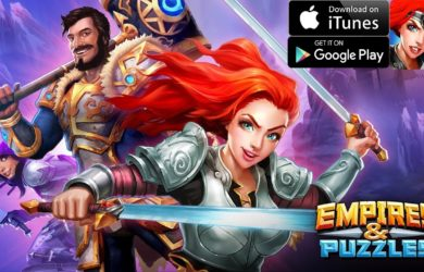 Empires & Puzzles: RPG Quest Hack; The ultimate hack for procuring Unlimited Gems