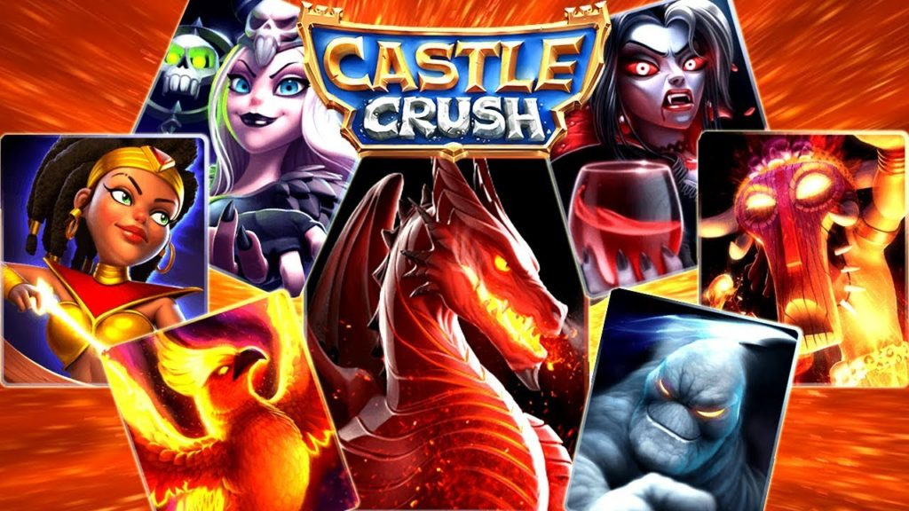 Castle Crush Hack Unlimited Gold & Gems