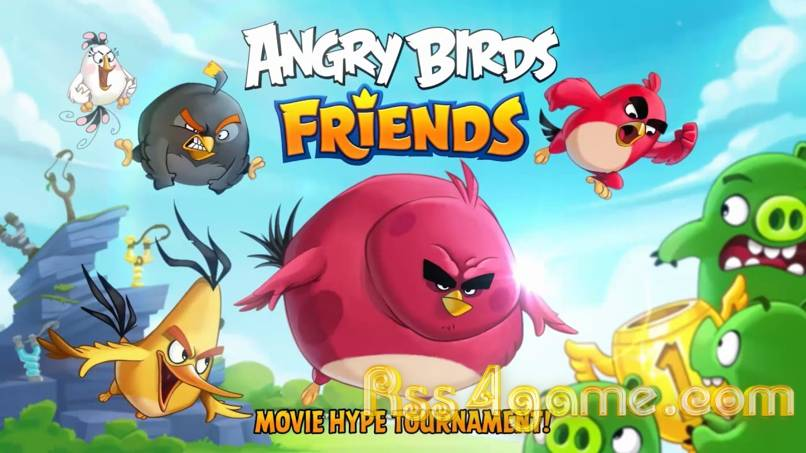 Angry Birds Friends Hack