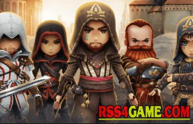 Assassins Creed Rebellion Hack - Get Assassins Creed Rebellion Helix Credits For Free