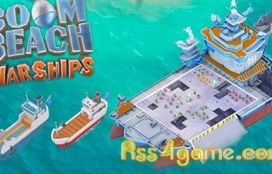 Boom Beach Hack - Get Boom Beach Diamonds, Gold and Wood For Free