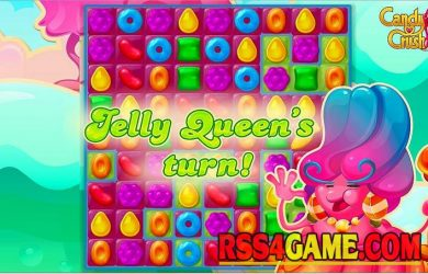 Candy Crush Jelly Saga Hack - Get Candy Crush Jelly Saga Gold Bars For Free