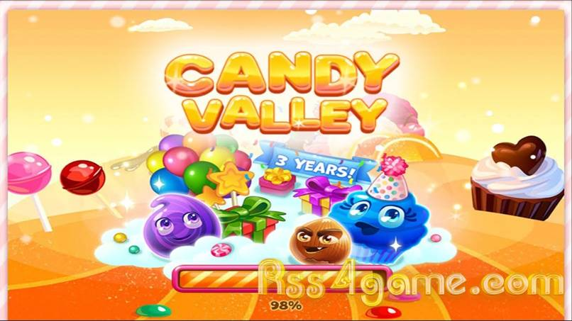 Candy Valley Hack