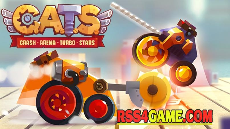 Cats Crash Arena Turbo Stars Hack