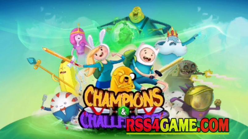 Champions And Challengers Hack