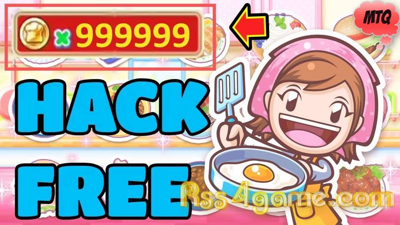 Cooking Mama Hack