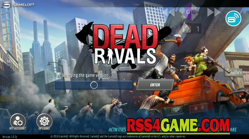 Dead Rivals Zombie Mmo Hack