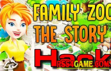 Family Zoo The Story Hack