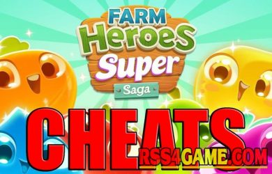 Farm Heroes Super Saga Hack - Get Farm Heroes Super Saga Gold Bars For Free