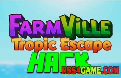 Farmville Tropic Escape Hack