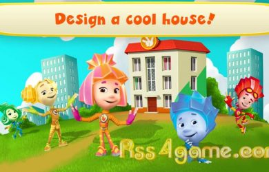 Fiksiki Dream House Hack - Get Fiksiki Dream House Crystals For Free