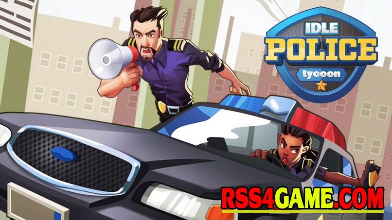 Idle Police Tycoon - Cops Game Hack