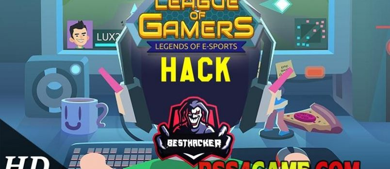 League Of Gamers Hack