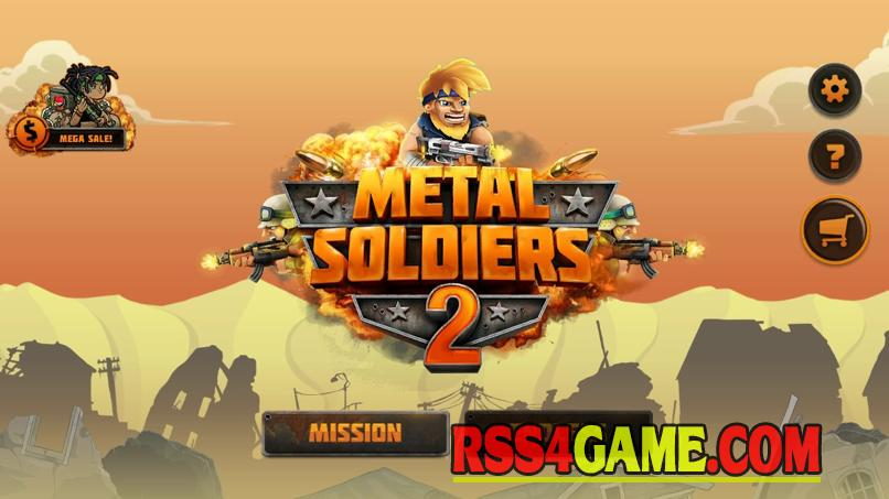 Metal Soldiers 2 Hack