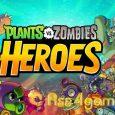 Plants Vs Zombies Heroes Hack - Get Plants Vs Zombies Heroes Gems & Gold For Free