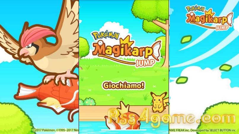 Pokemon Magikarp Jump Hack