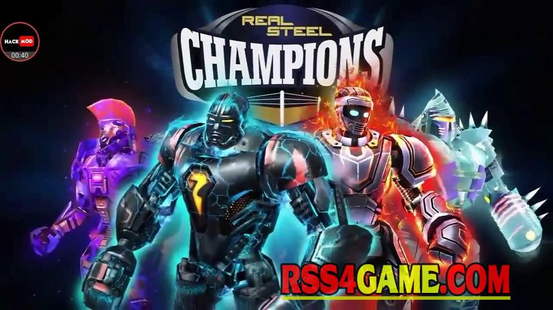 Real Steel Boxing Champions Hack
