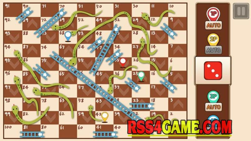 Snakes Ladders King Hack