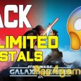 Star Wars Galaxy Of Heroes Hack - Get Star Wars Galaxy Of Heroes Crystals & Credits For Free