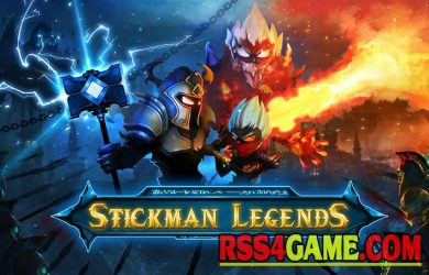 Stickman Legends Hack - Get Stickman Legends Gems For Free