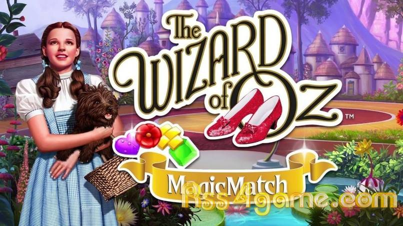 The Wizard Of Oz Magic Match 3 Hack