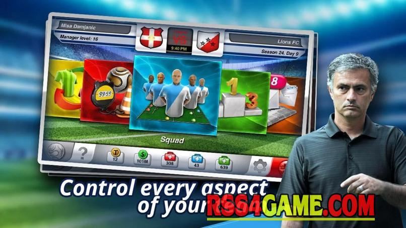 Top Eleven - Be A Soccer Manager Hack