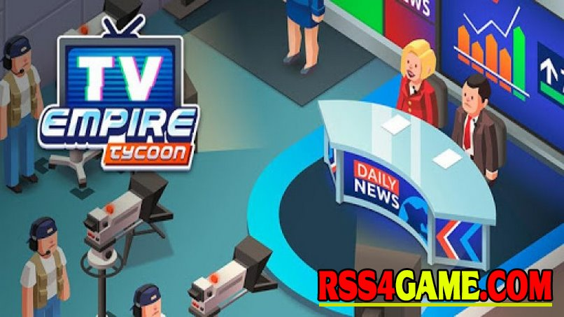 TV Empire Tycoon - Idle Management Game Hack